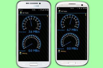 Aumente a velocidade da sua memória microSD