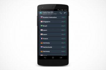 A VPN totalmente gratuita permite navegar anonimamente e de graça no seu Android