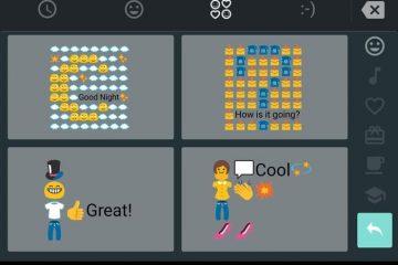 Personalize o seu teclado Android e use mais de 1000 emojis com o teclado TouchPal Emoji