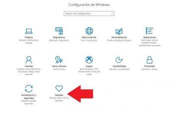 Ative o menu oculto nas configurações de atualização do Windows 10 Creators