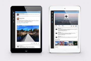 Ativando a verificação de login do Twitter para iOS