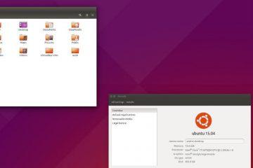 Faça o download agora da versão beta mais recente do Ubuntu 15.04