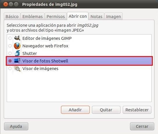 ubuntu aberto com