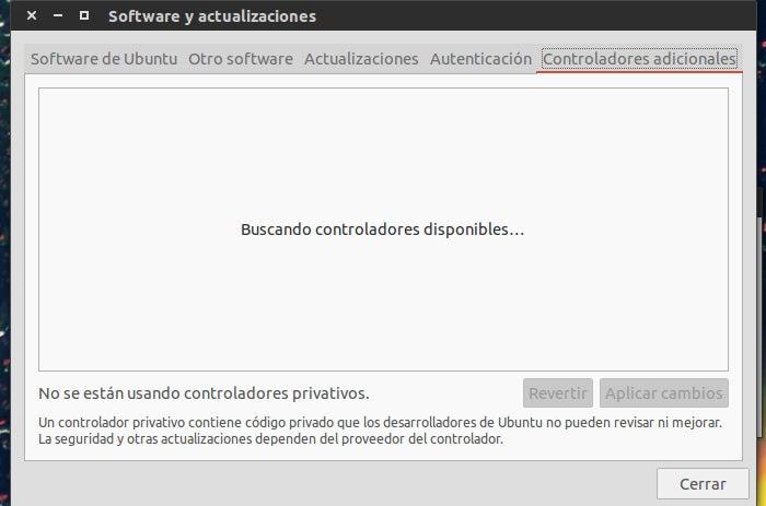 ubuntu-drivers-privative
