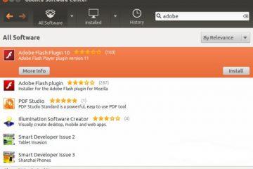 Como instalar o Flash Player no Ubuntu