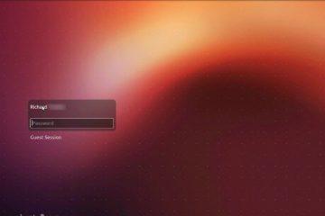 Como recuperar sua senha esquecida do Ubuntu