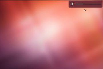Corrija o problema do glitter no Ubuntu