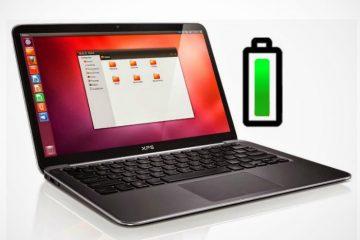 Melhorar o consumo de energia no Ubuntu