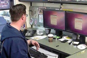 Obtenha os dados do sistema no terminal