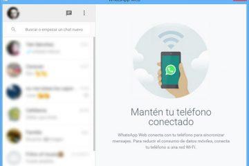 Descubra como executar o WhatsApp na área de trabalho usando o Windows, OS X ou Linux
