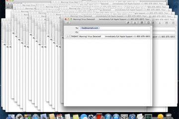 Este vírus para o macOS irá bloquear o seu computador, não caia na armadilha!