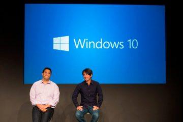 Descubra as principais novidades do Windows 10