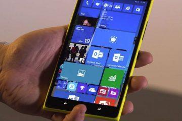 Descubra como instalar o Android Lollipop em um Microsoft Lumia
